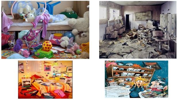 غرفتي كيف تبدو