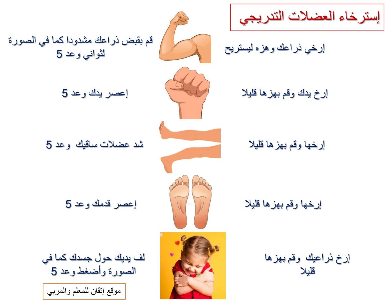 الإسترخاء العضلي